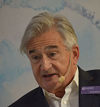 Antony Beevor in Gothenburg in 2015