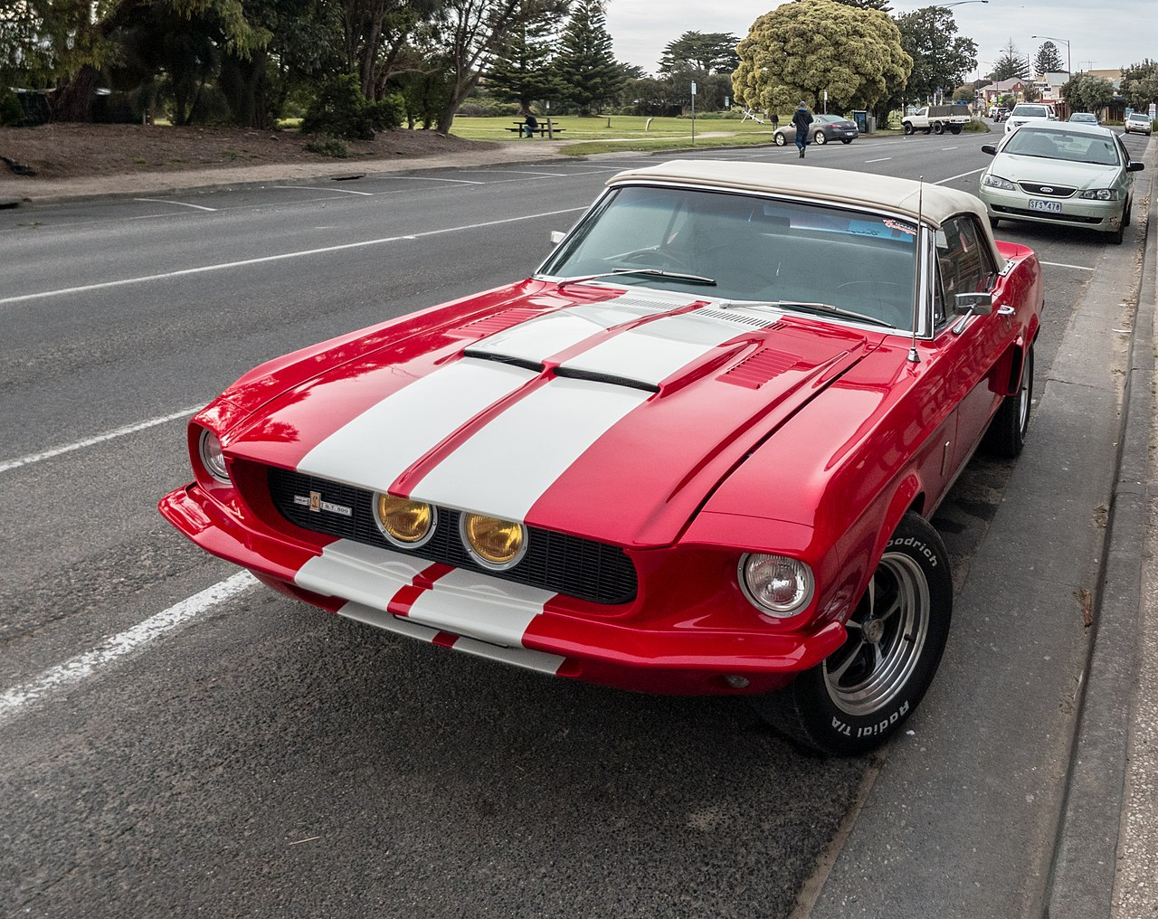 File:Apollo Bay (AU), Shelby Mustang GT500 -- 2019 ...