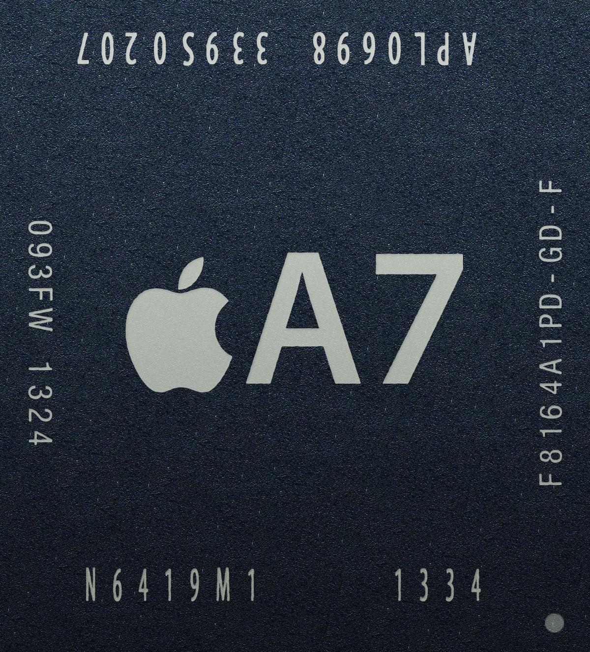 the M7 / M12.3 coprocessor