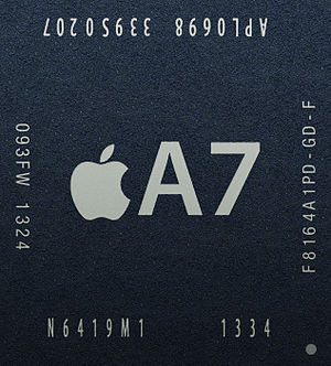 Apple A7 - The A7 processor