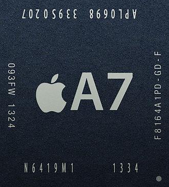 Apple A7 - The A7 processor