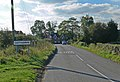 Approaching Catthorpe along Swinford Road - geograph.org.uk - 594166.jpg