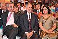 Aravamudan Krishna Kumar - P Pradeep Kumar - Arundhati Bhattacharya - Kolkata 2014-05-23 4361.JPG