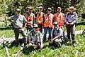 Archaeologist crew summer 2017 (34953788883).jpg
