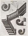 Architecture; various details of staircase design. Engraving Wellcome V0024285EL.jpg