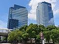 Ariake Frontier Building, at Ariake, Koto, Tokyo (2019-08-13) 01.jpg