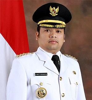 Arief Rachadiono Wismansyah - Image: Arief Rachadiono Wismansyah Official