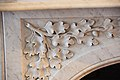 Arlington House - State Dining Room - fireplace mantel 2 - 2011.jpg