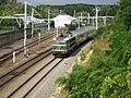 Arlon International train.JPG