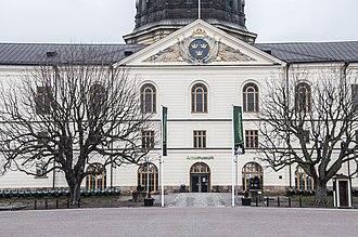Swedish Army Museum - Image: Armémuseum 2014 23