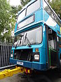 Arriva bus 5931 (P931 MKL) going for scrap, 19 September 2013 (3 of 5).jpg