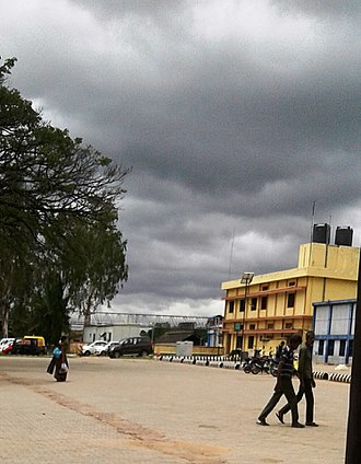Arsikere - Railway Station