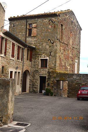 Arzens - Arzens Chateau