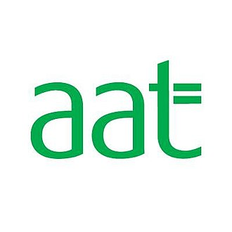 Association of Accounting Technicians - Logo of the AAT