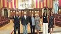 Atentado de Barcelona - Madrid grita en Barcelona 'No tinc por', '¡No tengo miedo!' (01).jpg
