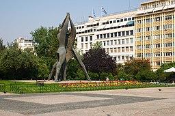 Athens - Klafthmonos square - 20060508