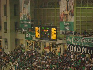 Derby of the eternal enemies (basketball)