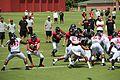 Atlanta Falcons training camp scrimmage, July 2016 4.jpg