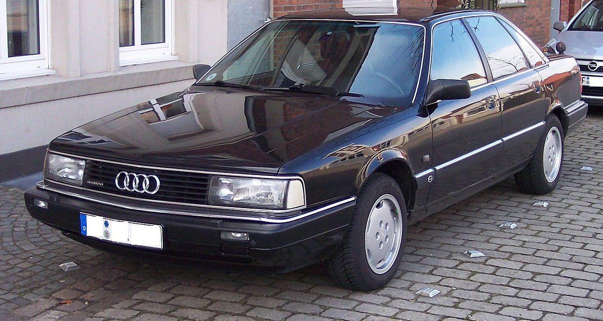 Audi 200 2.2 turbo 1987 quattro 1b