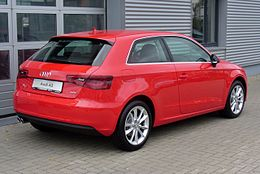 Audi A3 8V 1.4 TFSI Ambiente Misanorot Heck.JPG