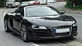 Audi R8 Spyder V10 front 20101002.jpg