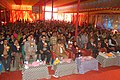 Audience at the inauguration of the Public Information Campaign on Bharat Nirman, in Duga East Sikkim on February 02, 2011.jpg