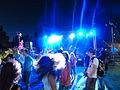 Auditorium Garden Cocktail - Wikimania 2011 P1040150.JPG