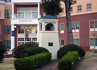 Augusta, Georgia - Allgood Hall at Augusta University