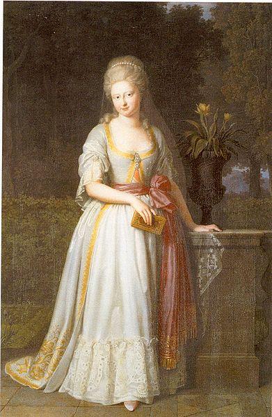Auguste Caroline Friederike Luise 1764-1788