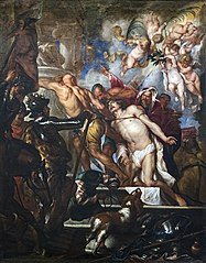 Le Martyre de Saint Jacques