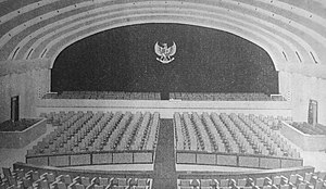 Constitutional Assembly of Indonesia - Image: Aula Konstituante