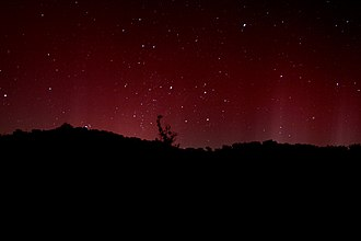 Aurora - The Aboriginal Australians associated auroras (which are mainly low on the horizon and predominantly red) with fire.