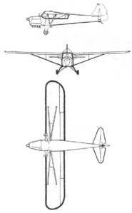 Auster AOP.6 3-side view.png