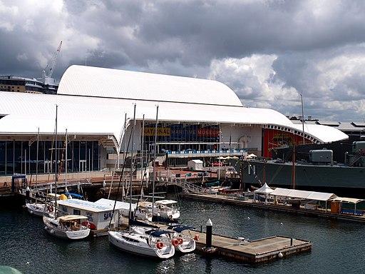 Australian National Maritime Museum (01)