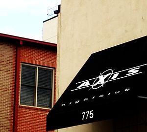 Axis nightclub, Columbus, Ohio.jpg
