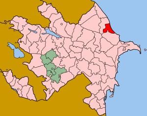 Siazan District - Image: Azerbaijan Siazan