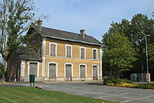 gare de boussay la bruffi re wikip dia. Black Bedroom Furniture Sets. Home Design Ideas