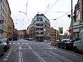 Bělehradská, odbočení Šafaříkovy (01).jpg