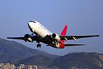 B-2668 - Kunming Airlines - Boeing 737-78S - TAO (12050181573).jpg