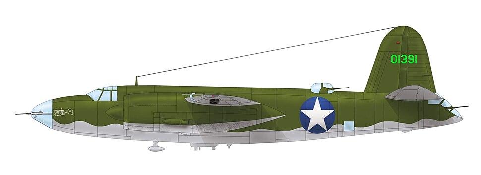 B-26 Susie-Q