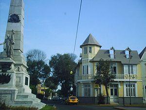 Barranco District - Image: BARRANCO1