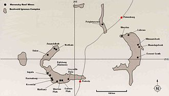 Bushveld Igneous Complex - Bushveld Igneous Complex Mines