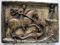 BLW St George and the dragon flanked by the Dandolo Arms.jpg