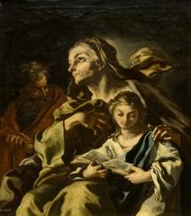 Sant Joaquim, Santa Anna i la Mare de Déu