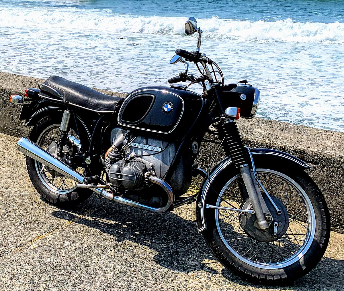 BMW /5 motorcycles - Wikipedia