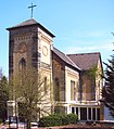 Bad Schwalbach anglikan Kirche 1875 Baumeister Ph. Hoffmann ab 1956 neuapostol Kirche - oetheweg SWA Hessen - Foto Wolfgang Pehlemann IMG 4592.jpg