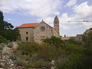 Badija - Monastery on Badija