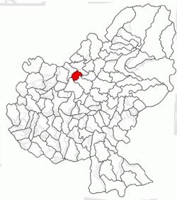 Vị trí của Băla