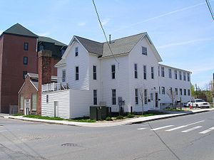 National Register of Historic Places listings in Fairfield County, Connecticut