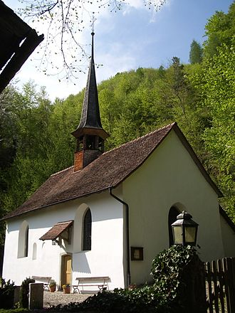 Balm bei Messen - Church in Balm bei Messen
